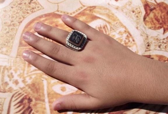 خاتم العقيق الأسود للهيبة والقبول-الشيخة الروحانية أم يوسف0096171137681