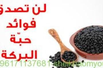 فوائد حبة البركة في علاج الأمراض-افضل واقوى واشهر شيخة روحانية أم يوسف0096171137681